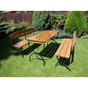 Tradgard BRAVO 2758 Zahradní dřevěný set souprava FSC