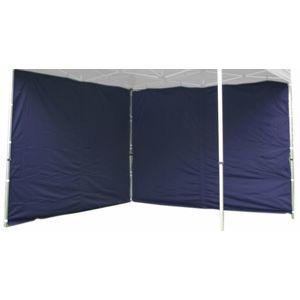 Garthen PROFI 422 Sada 2 bočních stěn pro zahradní stan 3 x 3 m - modrá