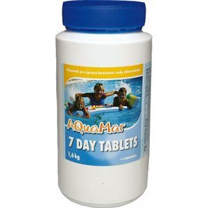MARIMEX 11301203 AquaMar 7 Day Tablety 1,6 kg