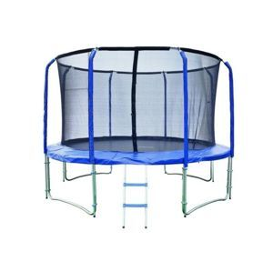 Marimex Trampolína 427 cm + vnitřní ochranná síť + žebřík