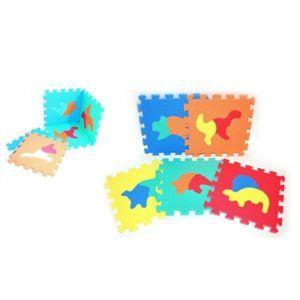 Pěnové puzzle na zem
