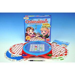 Junior English společenská hra v krabici 27x27x7cm