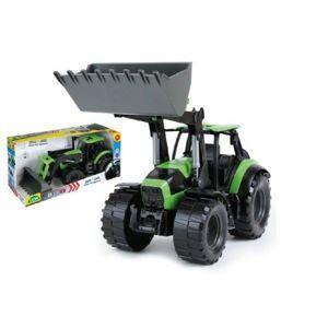 Lena Traktor se lžící DeutzFahr Agrotron 7250 plast 45cm 1:15
