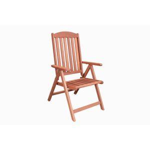 Tradgard MARY 54633 Zahradní dřevěné skládací křeslo