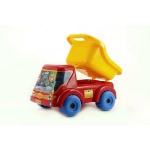 Teddies Auto Bartek nákladní s korbou plast 30cm