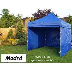 Tradgard PROFI STEEL 56934 Zahradní párty stan 3 x 4,5 - modrá