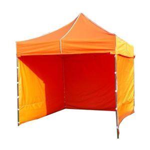 Tradgard PROFI STEEL 56471 Zahradní párty stan 3 x 3 - oranžová