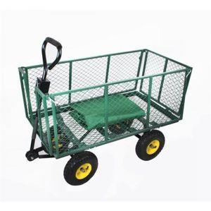 Přepravní vozík Zahradní 550 kg DZ60367
