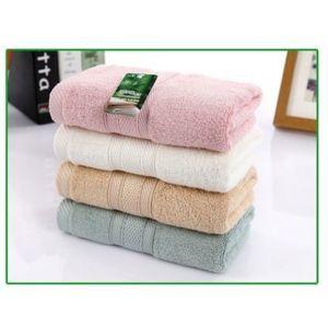 Bambusový ručník - 34 x 75 cm - 1ks - Bílý