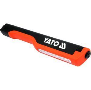 YATO YT-08514 Lampa ruční 8 LED, s klipem, 80 lm