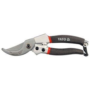 Cattara Nůžky zahradnické 200mm (do 20mm) šikmý stříh AL rukojeť