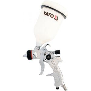 Yato Pistole na lakování s nádrží 0,6l 1.4mm