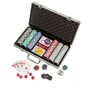 Poker set s čísly ALU 300 - design Ultimate