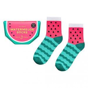 Ponožky - motiv meloun