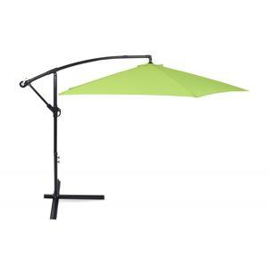 Zahradní slunečník Malabo - 300 cm, zelený