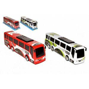 Autobus plast 35cm na setrvačník